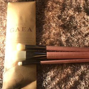Luxie Brush Trio
